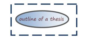 How to write a thesis for an expository paper